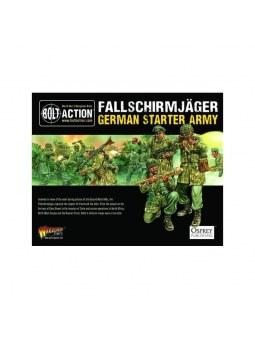 Fallschirmjager Starter Army bolt action