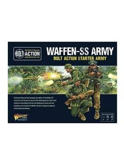 Waffen SS Starter Army Bolt Action