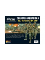 German Grenadiers Starter Army bolt action