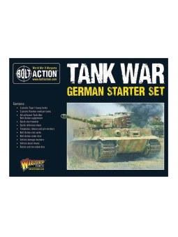 Tank War German starter set bolt action