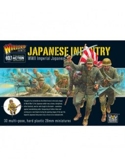 Imperial Japanese Infantry bolt action