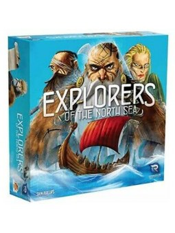 Exploration de la Mer du Nord - Extension Écueils de la Perdition jeu