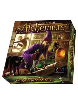 Alchimistes jeu