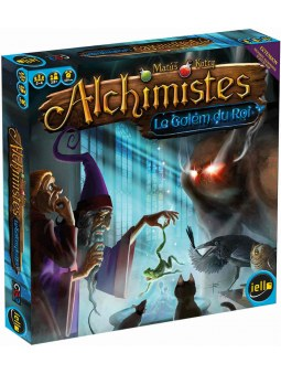 Alchimiste Extension - Le Golem du Roi jeu