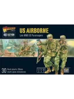 US Airborne bolt action