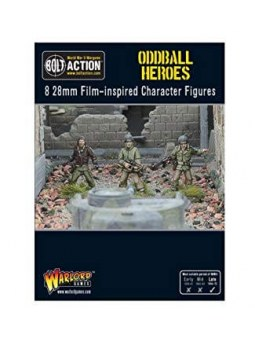 Oddball Heroes bolt action