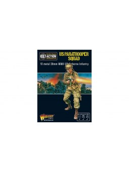 US Paratrooper Squad bolt action