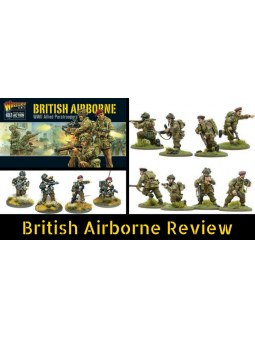 British Airborne bolt action