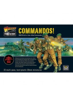 Commandos! Bolt Action