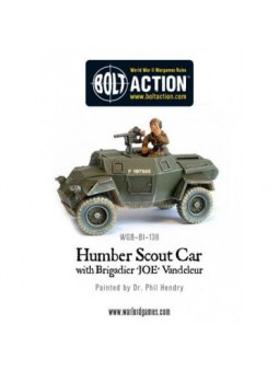 Humber Scout Car Bolt Action