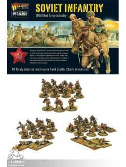 Soviet Infantry Bolt Action