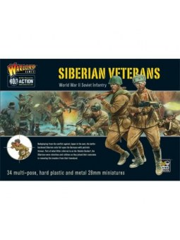 Siberian Veterans Bolt Action