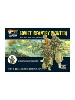 Soviet Winter Infantry Bolt Action