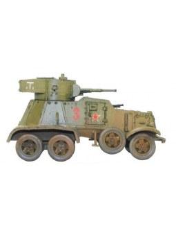 BA-6 Armoured Car bolt action