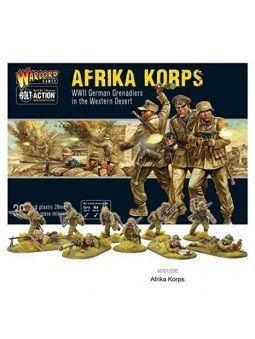 Afrika Korps Infantry Bolt Action