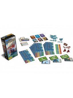 Armada Extension 7 Wonders jeu