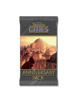 7 Wonders Extension Cities Anniversary Pack jeu
