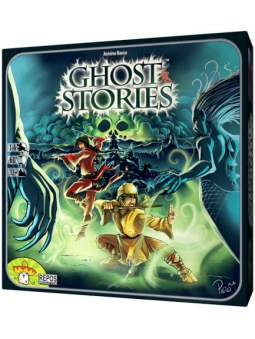 Ghost Stories jeu