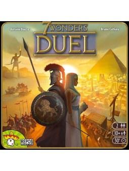 7 Wonders Duel jeu