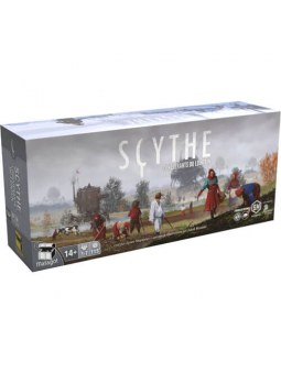 Conquérants du Lointain Extension Scythe jeu