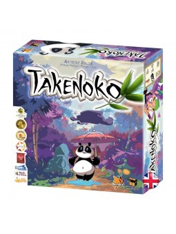 Takenoko jeu