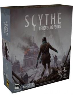 Le Réveil de Fenris Extension Scythe jeu