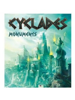 Monuments Extension Cyclades jeu