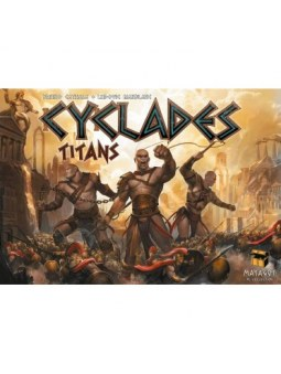 Titans Extension Cyclades jeu