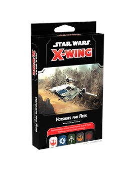 X-Wing 2nd Edition: Hotshots And Aces Reinforcements Pack