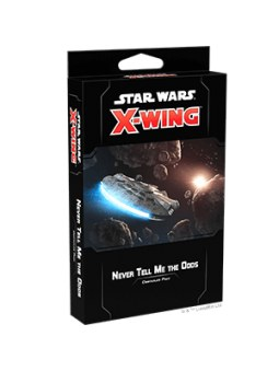 X-Wing 2nd Edition: Never Tell me the Odds Obstacles Pack
