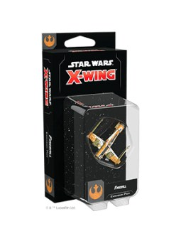 X-Wing 2nd Edition: Fireball Expansion Pack
