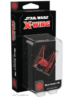 X-Wing 2nd Edition: Major Vonreg's Tie Expansion Pack