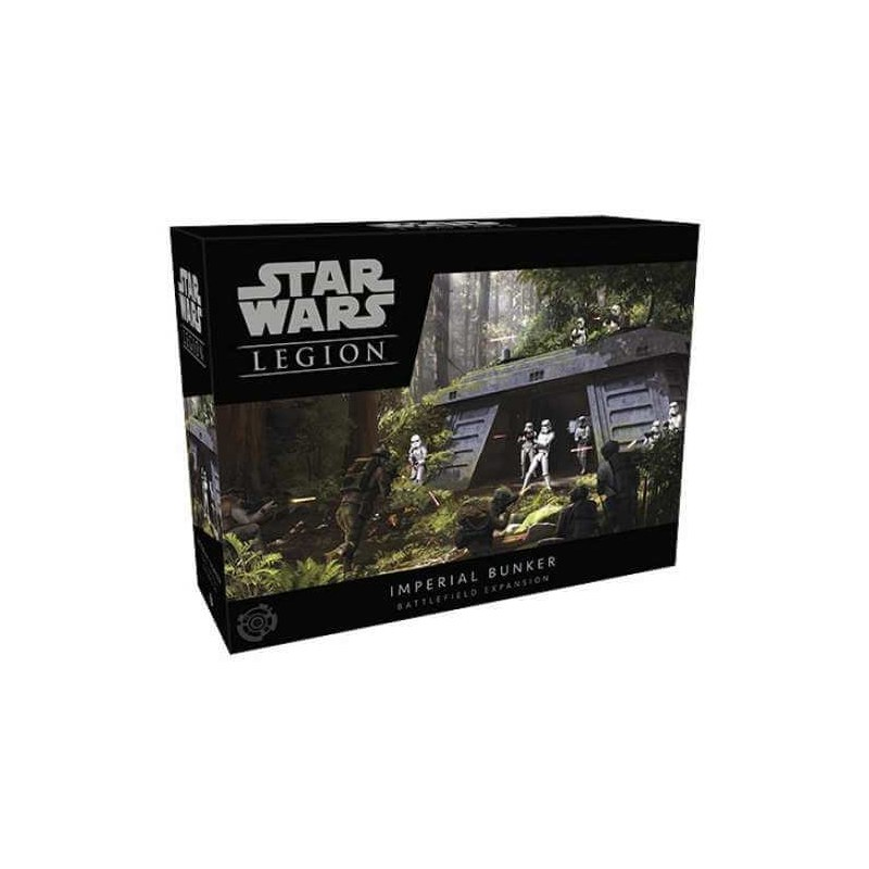 Star Wars Legion: Imperial Bunker Battlefield