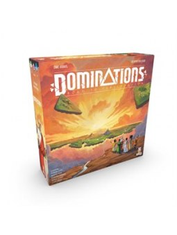 Dominations - Core Box : Road to Civilisation jeu
