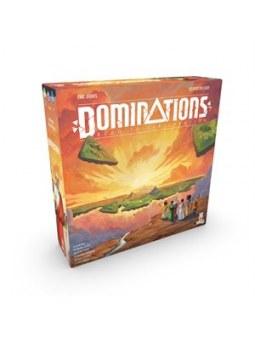 Dominations - Core Box : Road to Civilisation jeu