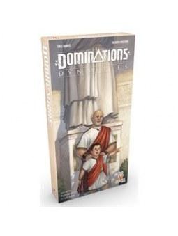 Dominations : Extension Dynasties jeu