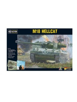 M18 Hellcat Bolt Action