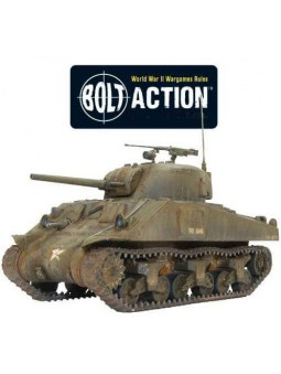 M4 Sherman Bolt Action