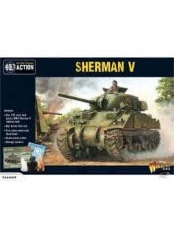 Sherman V Bolt Action