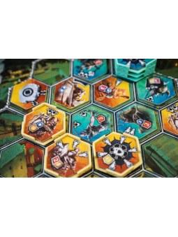 Monolith Arena tuiles