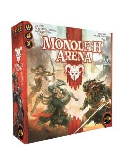 Monolith Arena jeu