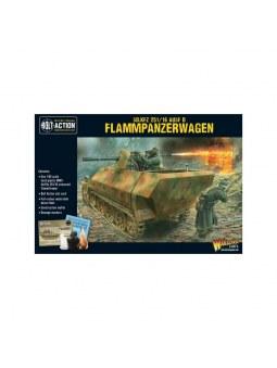 Sd.Kfz 251/16 Ausf D Flammpanzerwagen Bolt Action