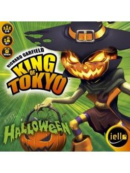 King Of Tokyo extension Halloween 2017