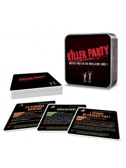 Killer Party jeu d'ambiance