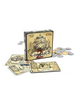 Complots 2 contenu du jeu