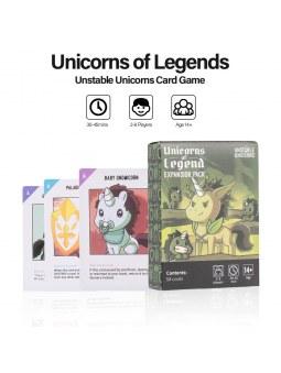 Unstable Unicorns: Unicorns of Legends
