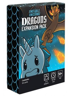Unstable Unicorns Dragons Extension