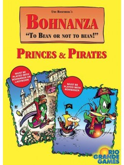 Bohnanza: Princes & Pirates jeu