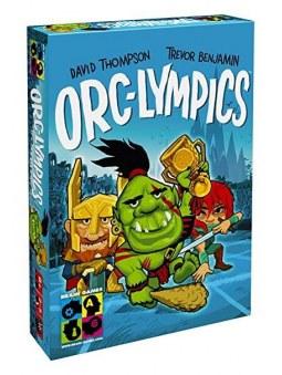 Orc-Lympics jeu