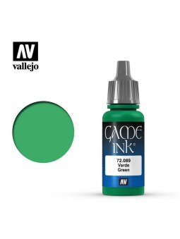 Vallejo: Game Color Green Ink (17ml)